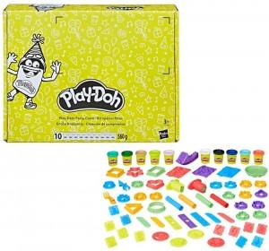 Manualidades con plastilina para niños | Play-Doh. Set imagina y crea