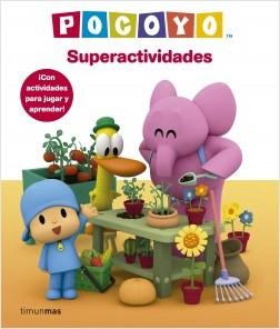 Juegos de ingenio para niños | Pocoyó Superactividades