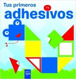 Juegos de ingenio para niños | Tus primeros adhesivos +3. Serpiente