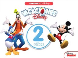 Juegos de ingenio para niños | Vacaciones con Disney. 2 años