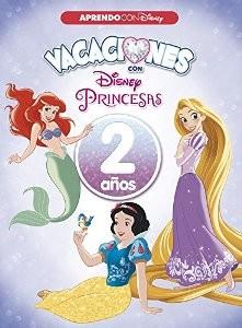 Juegos de ingenio para niños | Vacaciones con las Princesas Disney. 2 años (Aprendo con Disney)