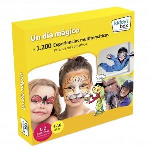 Ideas de regalos originales para niños | Caja regalo Un día mágico