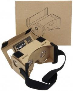 Las mejores gafas de realidad virtual en Amazon | Google CardBoard