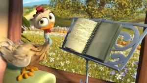 La gallina Turuleca da el salto a la gran pantalla.