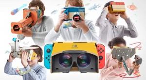 Las mejores gafas de realidad virtual en Amazon | Nintendo LABO: Kit de VR (set completo)