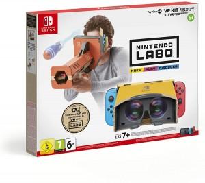 Las mejores gafas de realidad virtual en Amazon | Nintendo Labo Kit VR