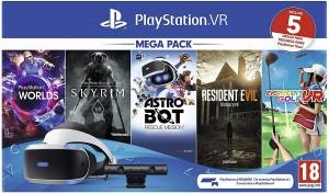 Las mejores gafas de realidad virtual en Amazon | PlayStation VR