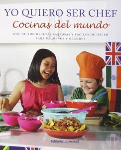 Ideas de regalos originales para niños | Yo quiero ser chef. Cocinas del mundo