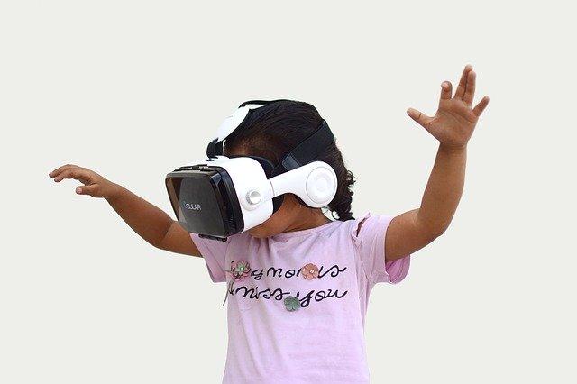 Qué es la realidad virtual gafas