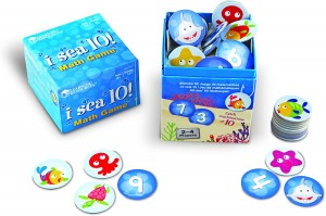Juegos para aprender matemáticas   ¡Veo 10!   +6 años
