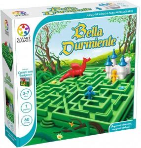Juegos para aprender matemáticas   Bella durmiente   De 3 a 7 años
