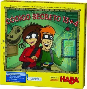 Juegos para aprender matemáticas   Código secreto 13+4   +8 años
