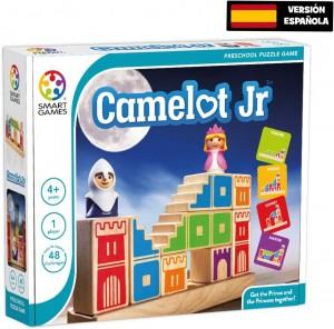Juegos para aprender matemáticas   Camelot Jr   +4 años