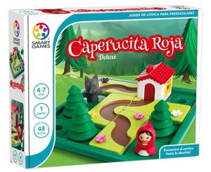 Juegos para aprender matemáticas   Caperucita Roja   De 4 a 7 años
