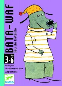 Juegos para aprender matemáticas   Cartas Bata-Waf   De 3 a 6 años