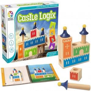 Juegos para aprender matemáticas   Castle Logix   +3 años
