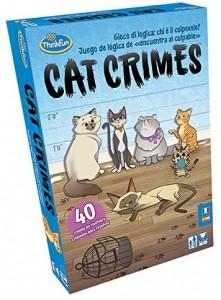 Juegos para aprender matemáticas   Cat Crimes   +8 años