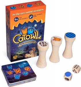 Juegos para aprender matemáticas   Catowl   +4 años