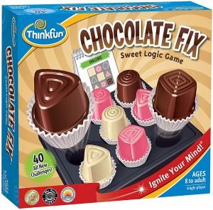 Juegos para aprender matemáticas   Chocolate Fix   +8 años