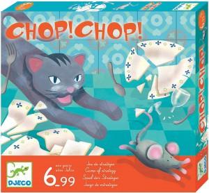 Juegos para aprender matemáticas   Chop! chop!   +6 años