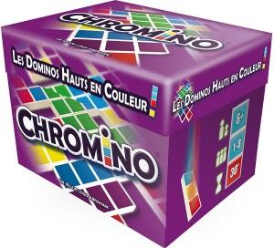 Juegos para aprender matemáticas   Chromino   +6 años