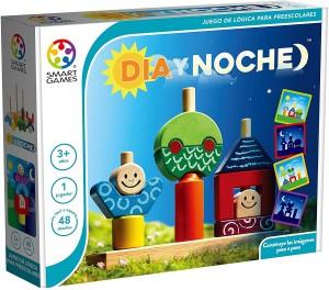Juegos para aprender matemáticas   Día y noche   +3 años