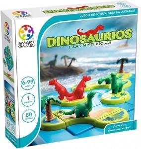 Juegos para aprender matemáticas   Dinosaurios. Islas misteriosas   +6 años