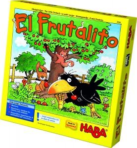 Juegos para aprender matemáticas   El frutalito   +3 años