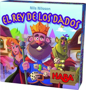 Juegos para aprender matemáticas   El rey de los dados   +8 años
