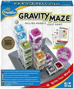 Juegos para aprender matemáticas   Gravity Maze   +8 años