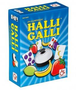 Juegos para aprender matemáticas   Halli Galli   +6 años