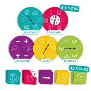 Juegos para aprender matemáticas   Inventar y resolver problemas matemáticos   De 6 a 12 años
