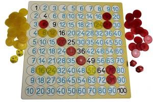 Juegos para aprender matemáticas   Juego con la tabla de multiplicar   +8 años