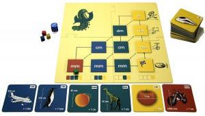 Juegos para aprender matemáticas   Juego con unidades de longitud   +6 años