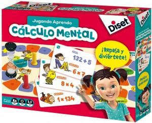 Juegos para aprender matemáticas   Jugando aprendo cálculo mental   +8 años