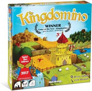 Juegos para aprender matemáticas   Kingdomino   +8 años