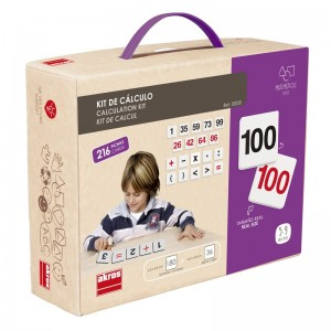 Juegos para aprender matemáticas   Kit de cálculo   De 5 a 9 años