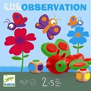 Juegos para aprender matemáticas   Little Observation   +2 años