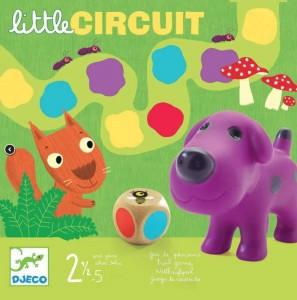Juegos para aprender matemáticas   Little circuit   +2 años