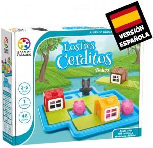 Juegos para aprender matemáticas   Los tres cerditos   De 3 a 6 años