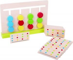 Juegos para aprender matemáticas   Matching Colours   +1 año