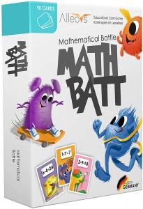 Juegos para aprender matemáticas   Math-Batt (Batalla Matemática)   +6 años