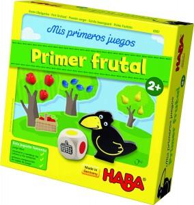 Juegos para aprender matemáticas   Mi primer frutal   +2 años