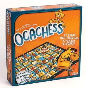 Juegos para aprender matemáticas   Ocachess   +6 años