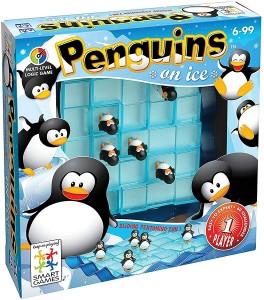 Juegos para aprender matemáticas   Pingüinos en el hielo   +6 años