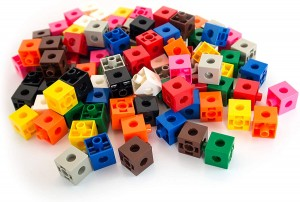 Juegos para aprender matemáticas   Policubos   +3 años