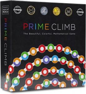 Juegos para aprender matemáticas   Prime Climb   +10 años
