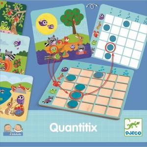 Juegos para aprender matemáticas   Quantitix   +4 años
