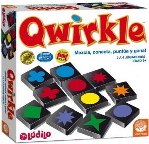 Juegos para aprender matemáticas   Qwirkle   +6 años