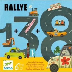 Juegos para aprender matemáticas   Rallye   De 6 a 10 años
